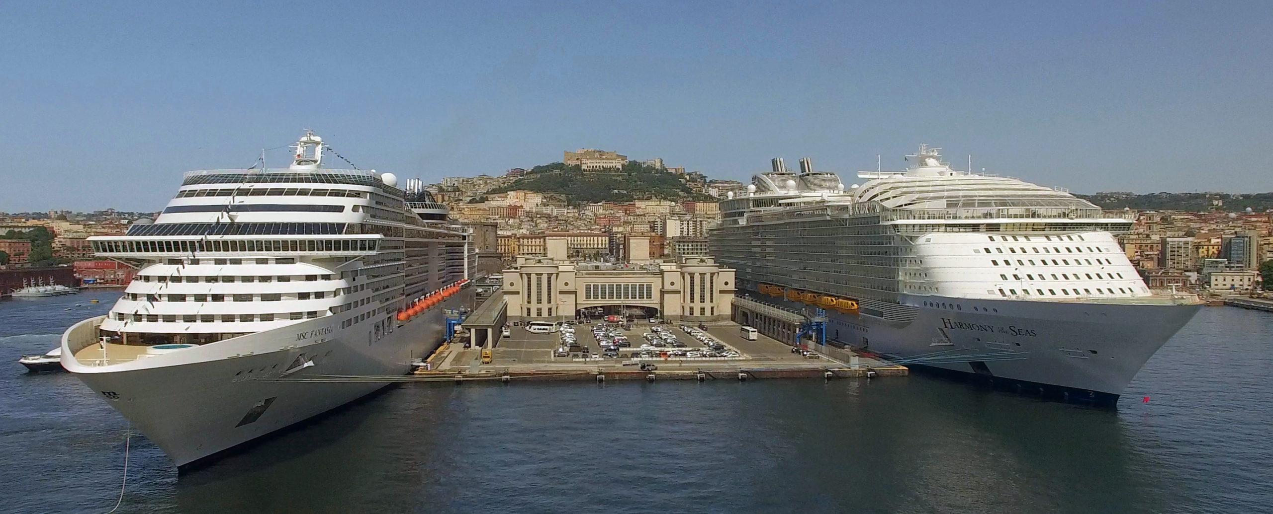 Stazione Marittima di Napoli